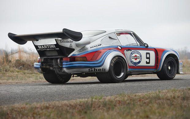 Porsche RSR Carrera Turbo 2.14 - Profile, History, Photos