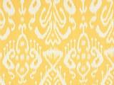 Premier Prints Suzani Slub, Yellow/White - mediterranean - upholstery fabric - - by Fabric.com