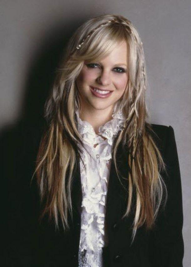 Anna Faris 5 best hairstyles
