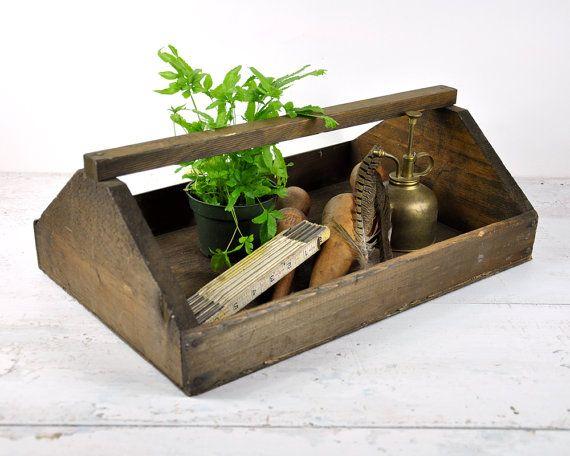 Wood box. Who cares if I don't need wood.
