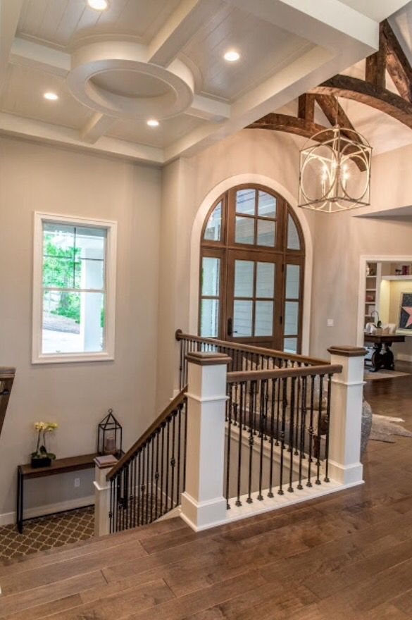 Basement Stairs Ideas 25+ best stair case railing ideas ideas on pinterest | banister