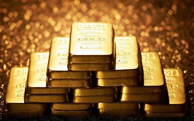 Investors 'go bananas' for gold bars as global stock markets tumble  2/11/16
