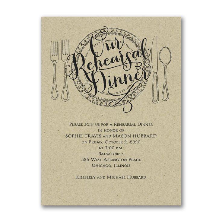 Pre Wedding Dinner Invitation: 1000+ Images About ♥REHEARSAL DINNER INVITES♥ On Pinterest