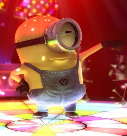 Disco Minion Minion Lover Pinterest Dance Style