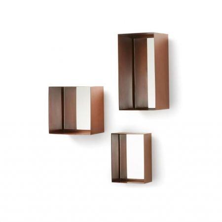 Набор зеркал Clifton купить в интернет-магазине дизайнерской мебели Cosmorelax.Ru