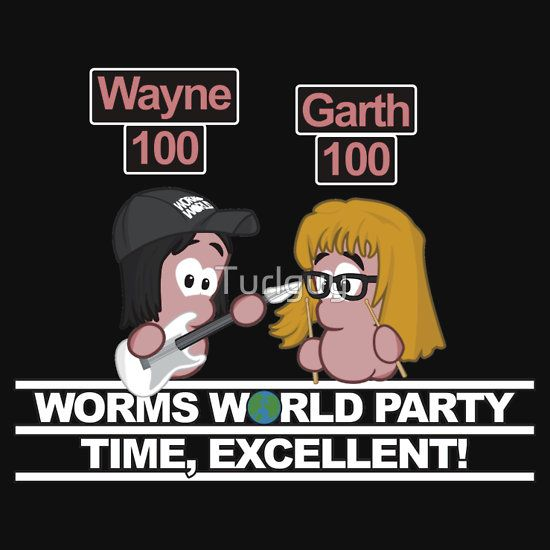 Worms World Party Time