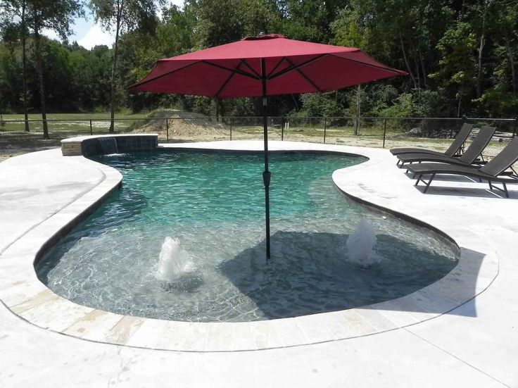 Pool Freeform Gunite Pool With Travertine Coping Pool