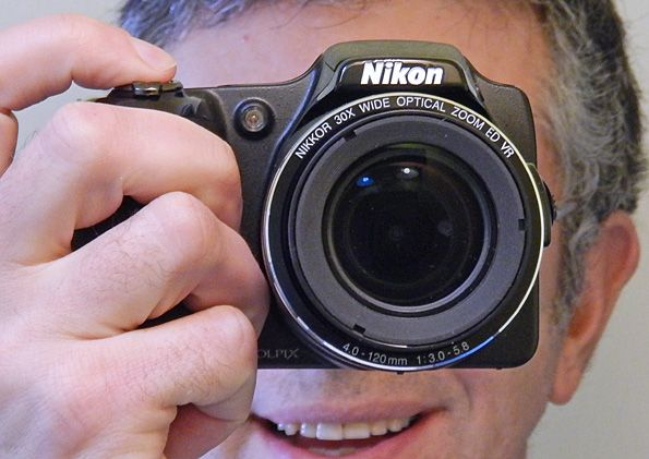 Guided tour: Nikon Coolpix L820, an easy to use long zoom compact camera #photography #tutorial