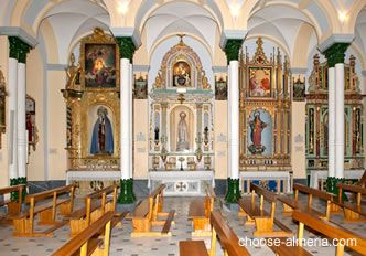 Iglesia de Santiago - Arboleas