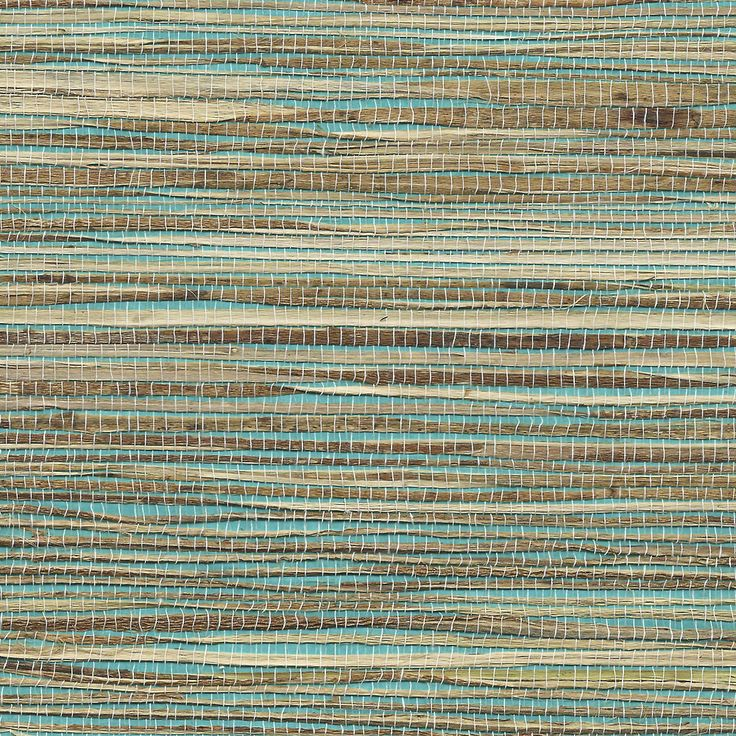 3377 Tess Turquoise wallcovering (Available in our showroom)