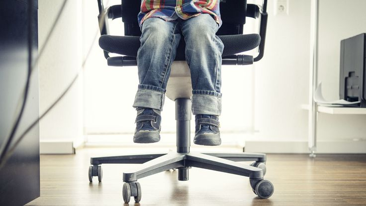 Take Your (Hyperactive) Child to Work Day | Understood
