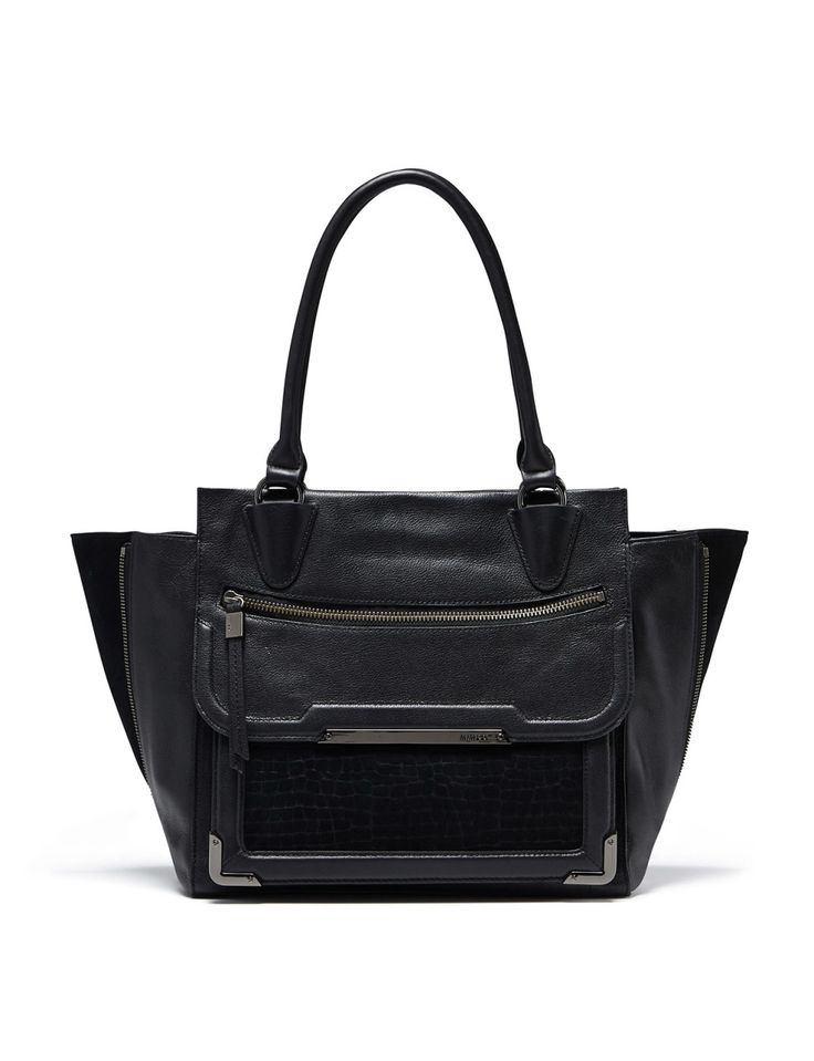 MIMCO | Vertigo Tote in Black | David Jones