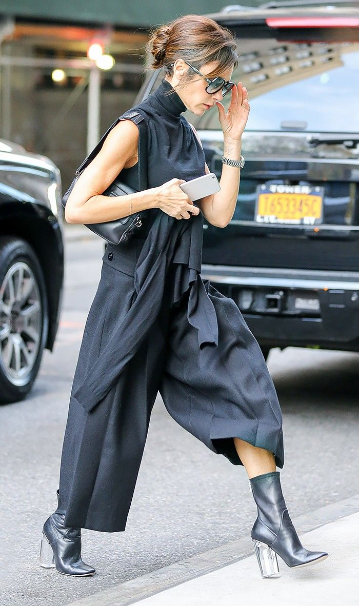 The 8 Most Important Fashion Rules We've Learned From Victoria Beckham via @WhoWhatWear