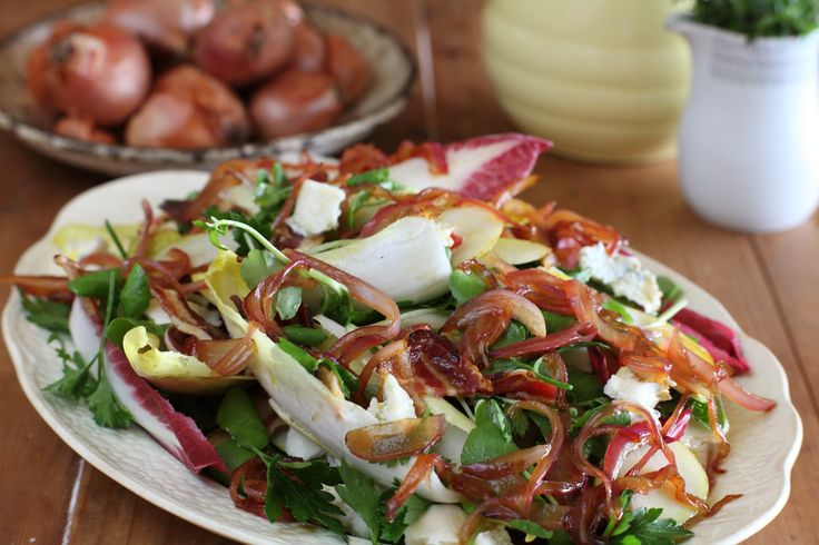 Raw Pear and Pancetta Salad - Maggie Beer
