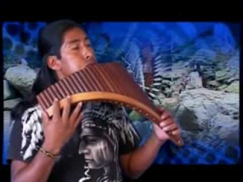 beautiful music to meditate to or sit and quietly listen to. Pan flute. Andina-type music. ECUADOR ANDES PASTOR SOLITARIO