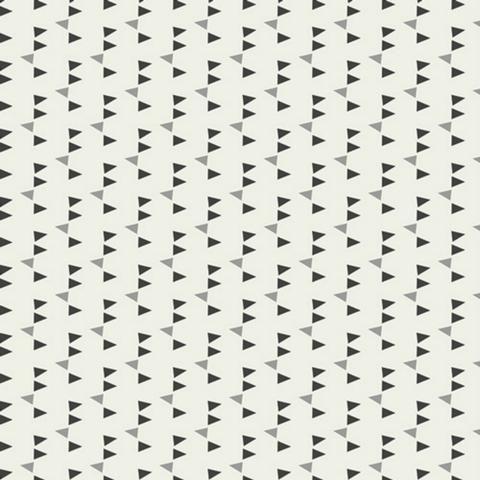 Confetti in Noir by Bobbie Lou's Fabric Factory