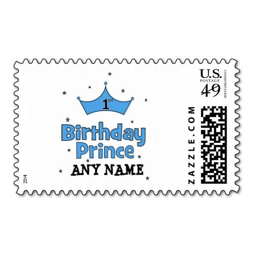 Best St Birthday Postage Stamps Images On   Postage