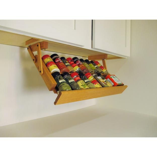 Best 25 Under Cabinet Storage Ideas On Pinterest