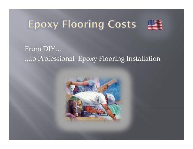 Epoxy Flooring Cost Calculator