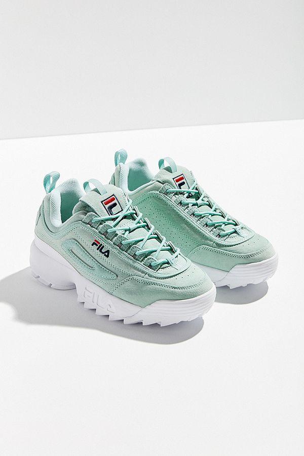 e94e8728fedae FILA Disruptor II Pastel Sneaker | wishlist | Sneaker outfits women ...