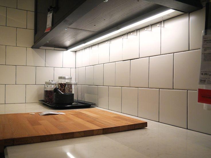 Led Strip Lights Kitchen Cabinets