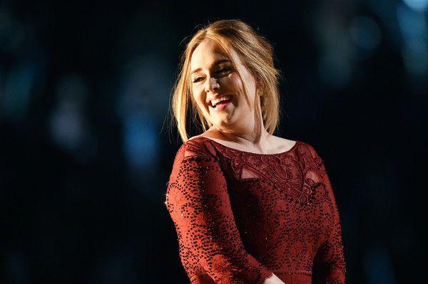 Adele Photos - The 58th GRAMMY Awards - Show - Zimbio