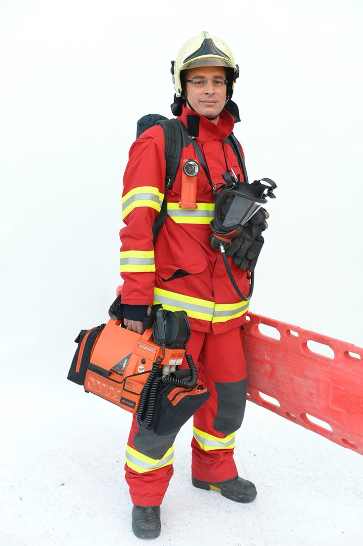 Slovak Firefighter - Paramedic