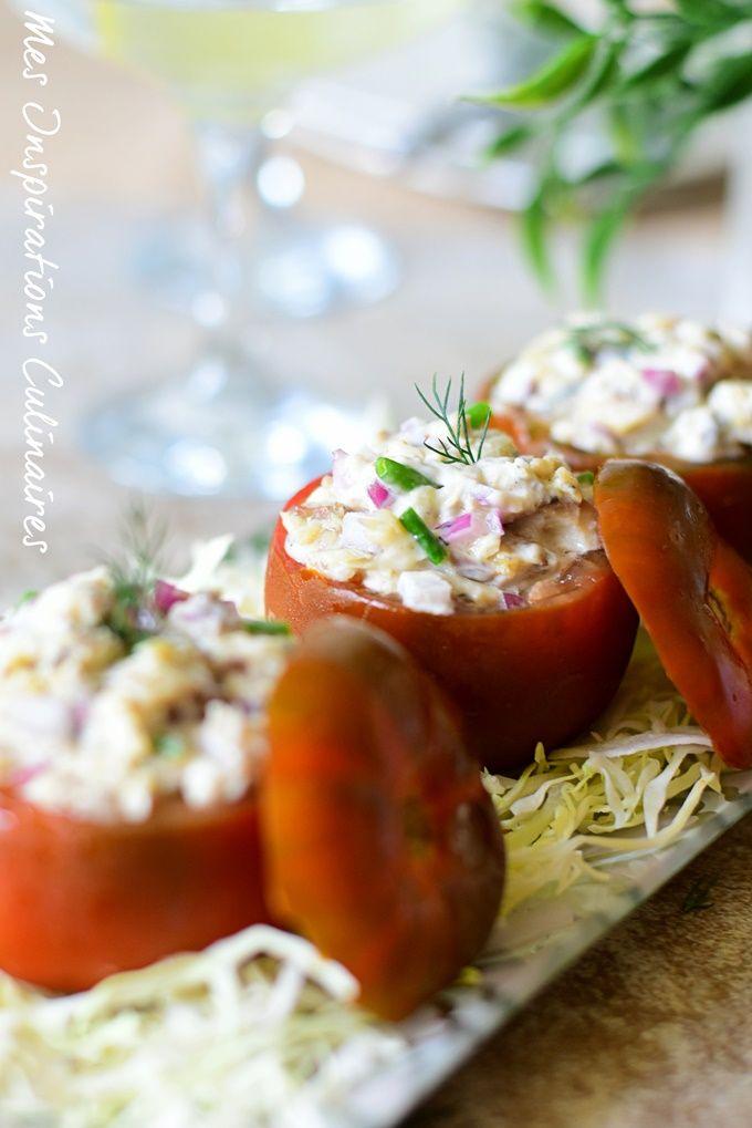 Recette Tomates Farcies Recette Recette Tomates Farcies