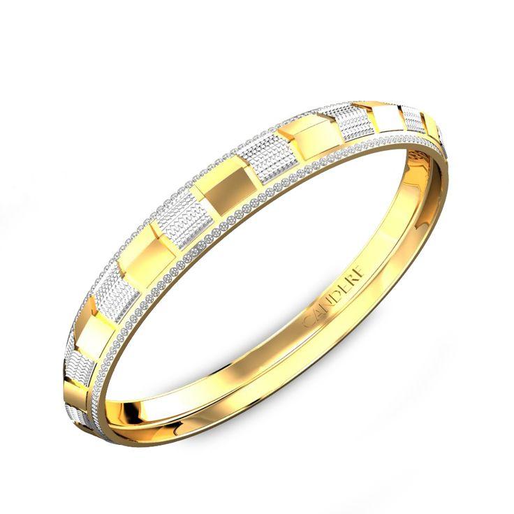 Style Sync Gold Kada