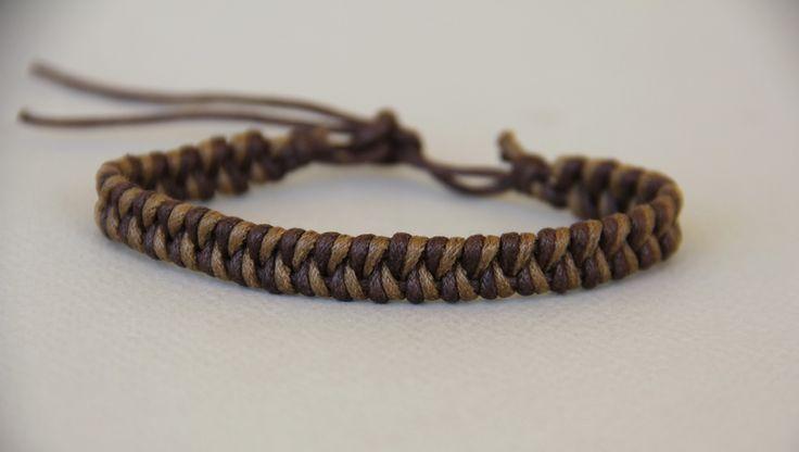 bracelet HOMME AMITIĖ en cordon tressés plusieurs coloris : Bijoux pour hommes par made-with-love-in-aiacciu