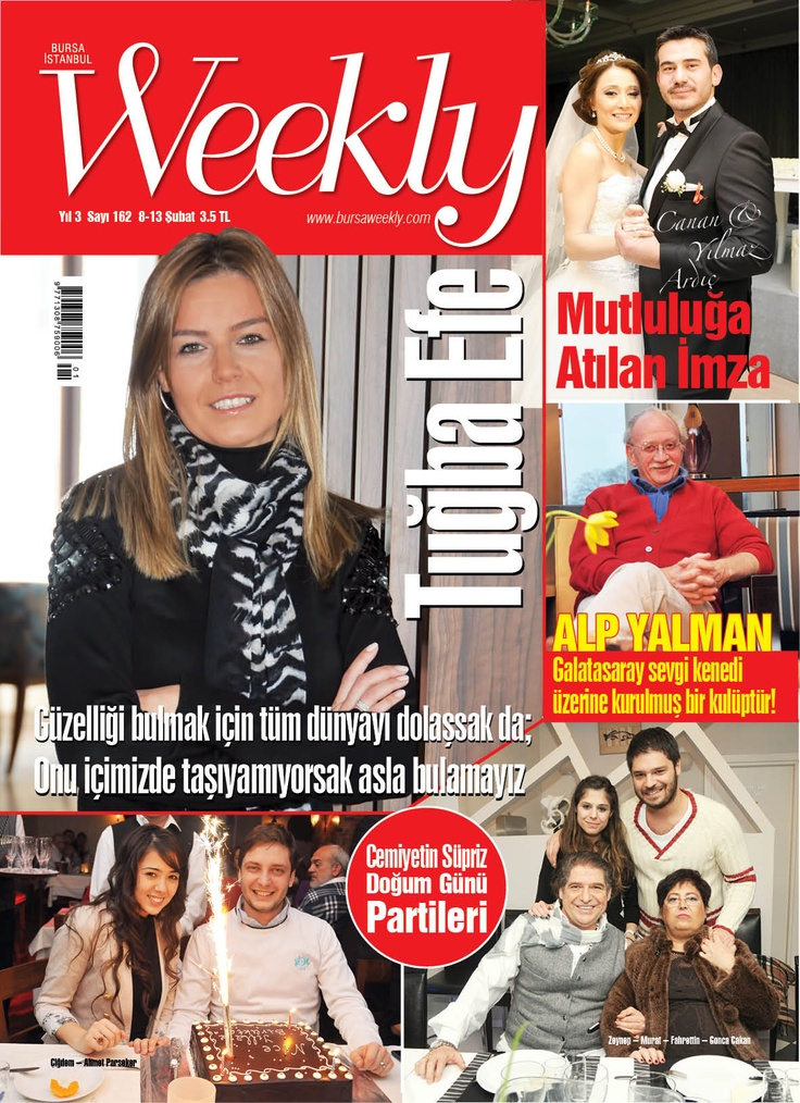 162. Weekly cover