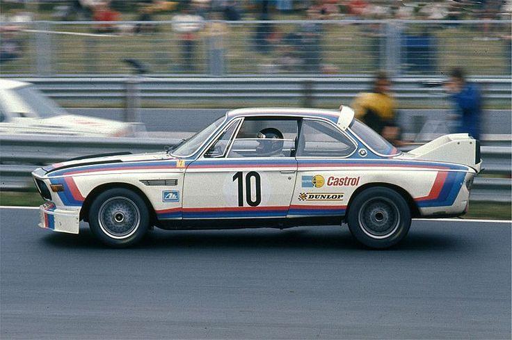 BMW CSL Dieter Quester