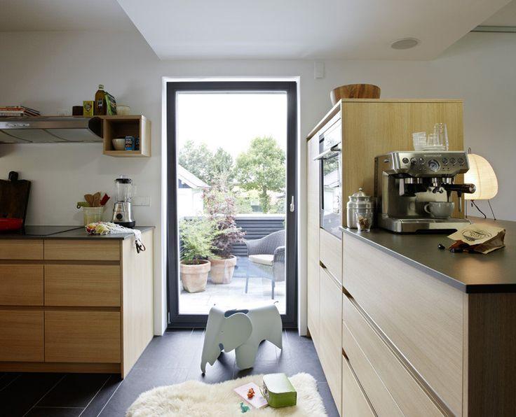 35 best Küche images on Pinterest Kitchen ideas, Kitchens and - kleine küchenzeile mit elektrogeräten