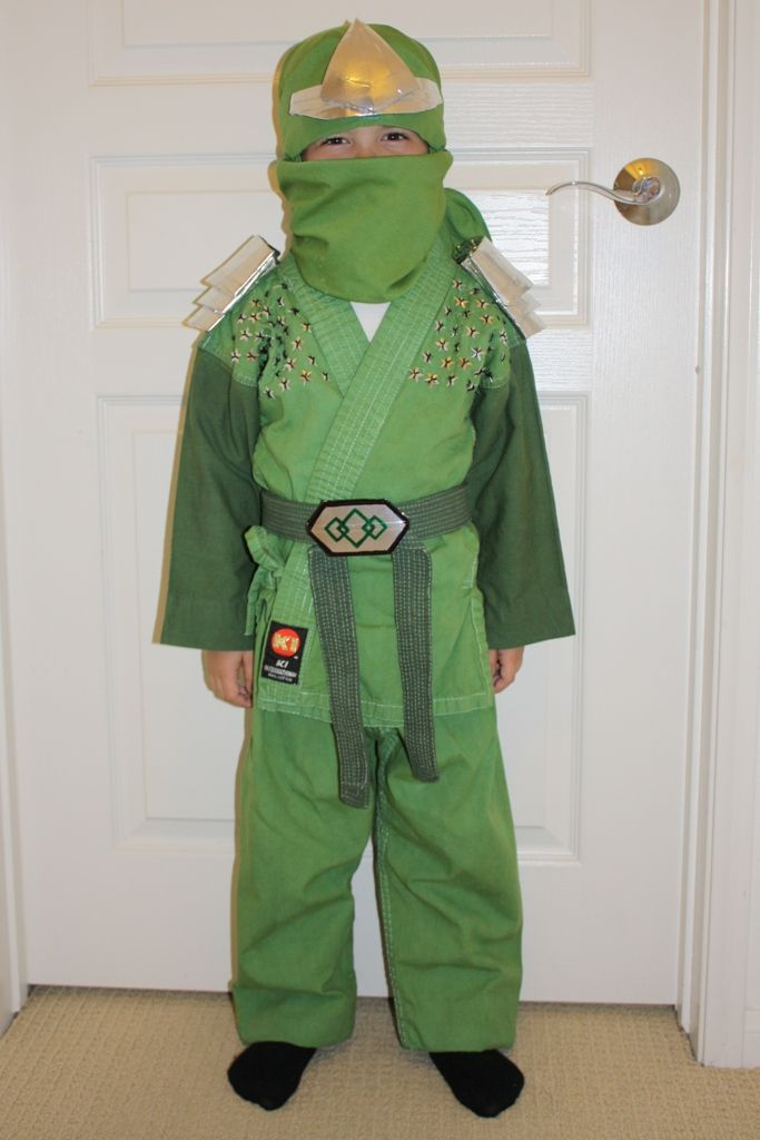 lloyd ninjago  | Kai, Lloyd & Zane from Ninjago: child's costume thread - I can do this!
