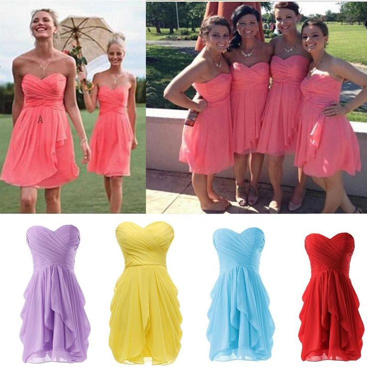 8 best bridesmaid dresses images on Pinterest | Bridesmaid dress ...