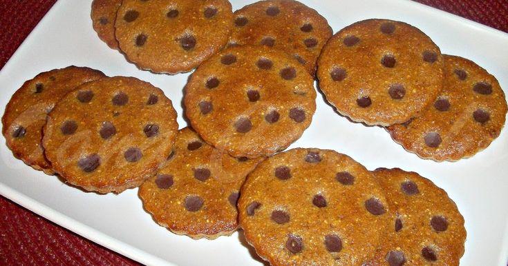 Cooking with love ! : DUKAN CHOCOLATE CHIP COOKIES (FURSECURI CU CHIPSURI DE CIOCOLATA -DUKAN)
