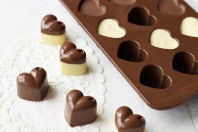 Домашний шоколад