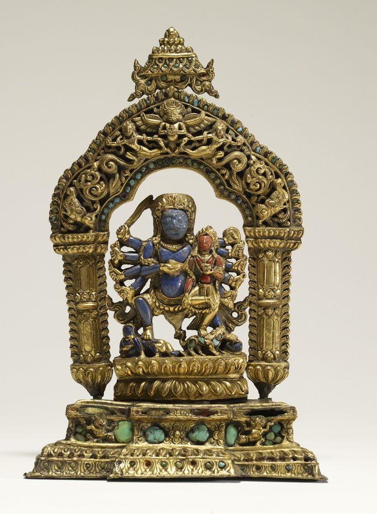Nepalese_-_Bhairava_with_Goddess_-_Walters_543024_(2).jpg (1115×1517)