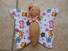 šitý motýľ, Bábiky a hračky   Artmama.sk