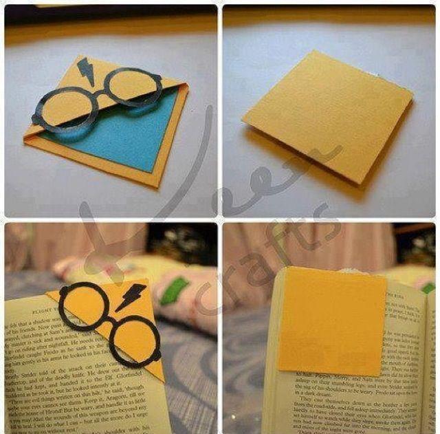 Nerd bookmark