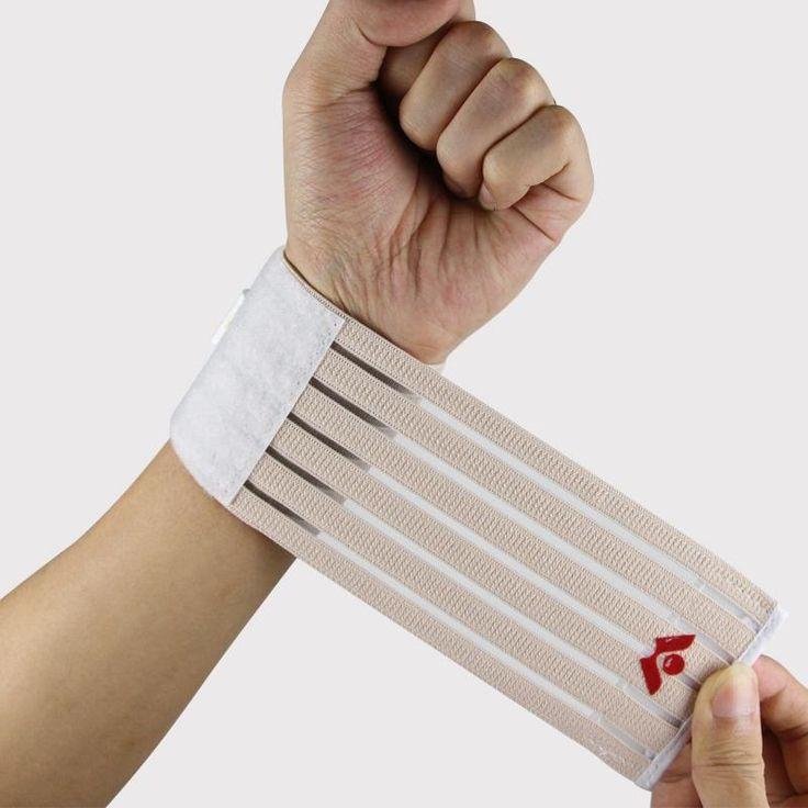 Фитнес спорт безопасности нейлон прочность повязку на запястье поддержки рук браслеты браслеты спорта запястье поддержка защитник