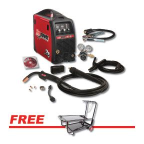 3 In One Mst 140i Mig Stick and Tig Welder w/FREE Thermal Arc Small Cart Part #: VCT1444-0870C Mfg Price: $1,330.24 Our Price:$560.21 You Save: 58 % http://www.nationaltoolwarehouse.com/
