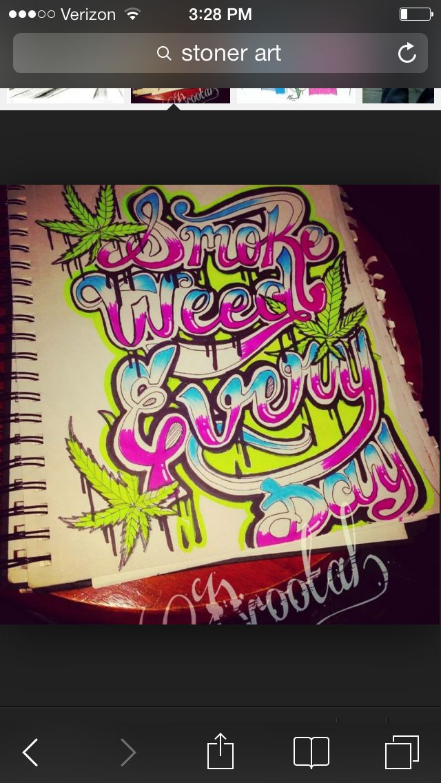 Best 25 Stoner Art Ideas On Pinterest Weed Posters