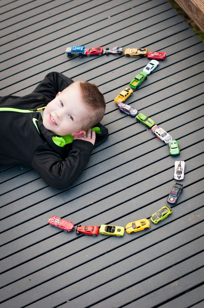 Three year old boy pictures with cars. 3, boy poses,  Robinwood Photography