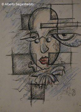 Dimensione Pierrot - VOOD ART
