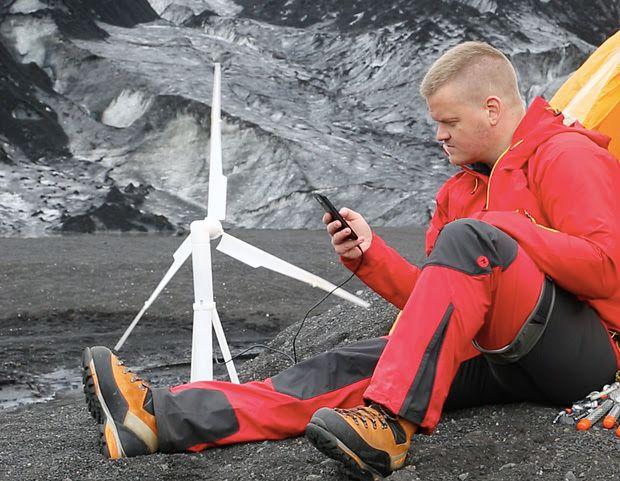 rogeriodemetrio.com: Trinity Portable Wind Turbine Power Station
