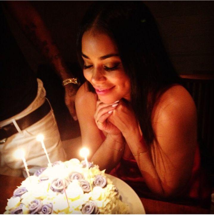 Lauren London Celebrates 30th Birthday With Her Boyfriend, Nipsey Hussle