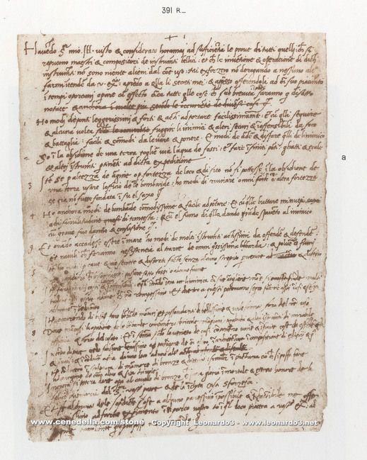 Leonardo da Vinci's Resume Explains Why He's The Renaissance Man For the Job