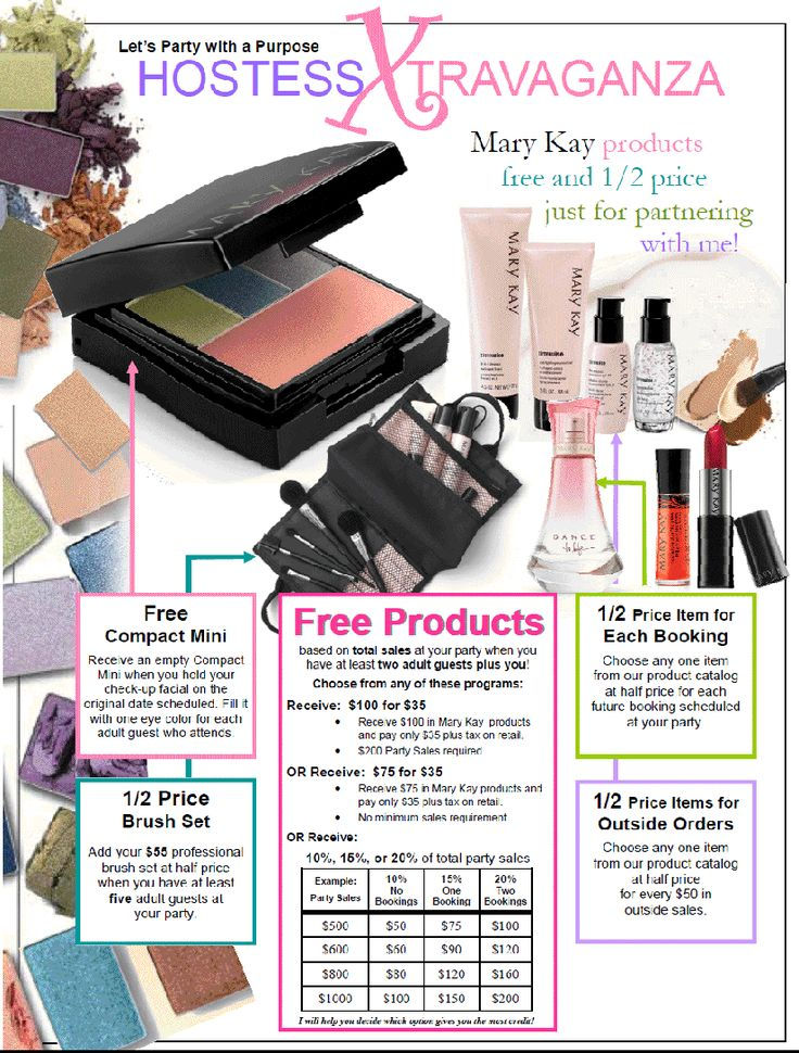 1000  images about mary kay party ideas on pinterest