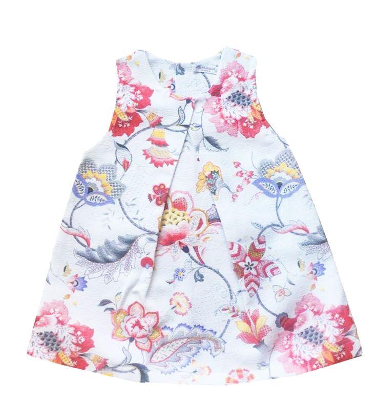 www.mamibu.com  #girldress #flowers #madeinitaly #mamibu #babyclothes #kidsclothes #kidsfashion